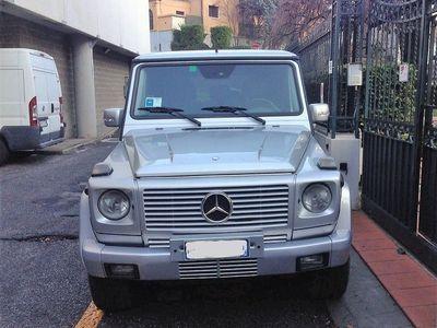 begagnad Mercedes G400 CDI Lång