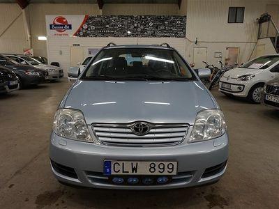 begagnad Toyota Corolla 1.6 VVT-i