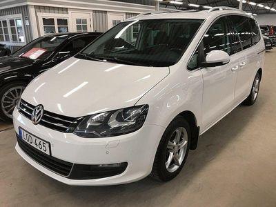 begagnad VW Sharan 2,0TDI 140 Premium