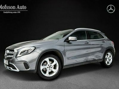 begagnad Mercedes GLA180 Progressive Line Värmare Navi