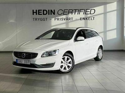 begagnad Volvo V60 D3 Momentum 163hk Polestar Aut *V - hjul*