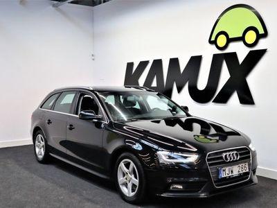 begagnad Audi A4 Avant 2.0 TDI | S&V | 163hk |