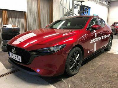 begagnad Mazda 3 Sport 2.0 SKYACTIV-G M Hybrid Automat Demo