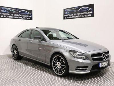 "begagnad Mercedes CLS350 CLS-KlassAMG 306HK 20"" 2007kr/mån"