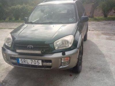 begagnad Toyota RAV4 4 wd -01