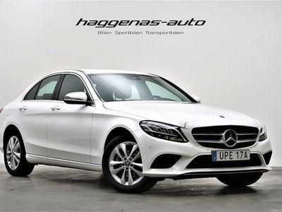begagnad Mercedes C220 4MATIC / 9G-Tronic / NAVI / Drag