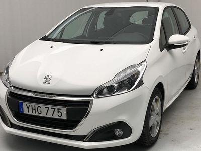 begagnad Peugeot 208 BlueHDi 5dr