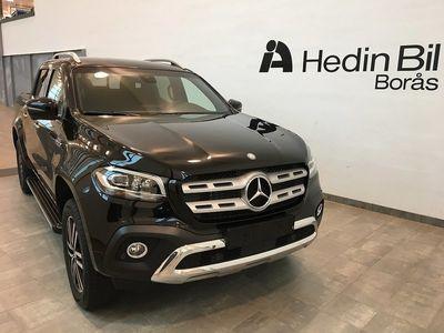 begagnad Mercedes X350 X Benz X-KlassPOWER EDITION 2019, Transportbil 495 000 kr