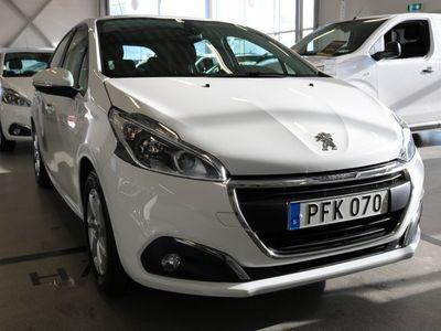 usata Peugeot 208 Active PureTech 5dr 82hk