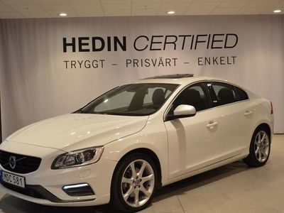 brugt Volvo S60 D4 AWD Geartronic. 190hk