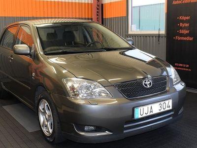 begagnad Toyota Corolla 5-dörrars 1.6 VVT-i 110hk Dragkrok 0:- KR Kontantinsats