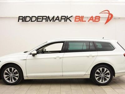 begagnad VW Passat 2.0 TDI 4Motion* 190hk EXECUTIVE / AUT