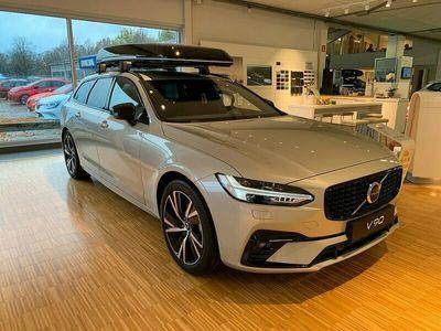 begagnad Volvo V90 D4 R-Design