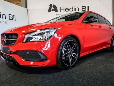 begagnad Mercedes CLA180 Shooting Brake - AMG SKY DEMO