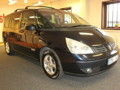 begagnad Renault Grand Espace 2.0 TCe Expression 7-sits 170hk