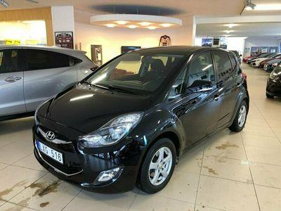 begagnad Hyundai ix20 1.6 124hk EM-Edition 8400 mil 1 äg V-hj M-värm