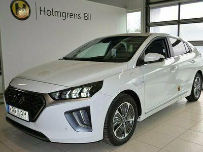 begagnad Hyundai Ioniq Plug-In Premium Holmgrens Edt 2020, Halvkombi 334 900 kr