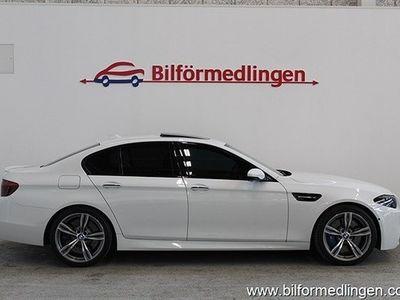 begagnad BMW M5 Competition 560Hk Taklucka B&O Night Vision Sv-Såld