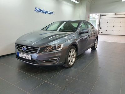 begagnad Volvo S60 T4 Business Advanced
