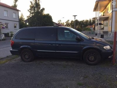 begagnad Chrysler Grand Voyager 3.3 AWD -03