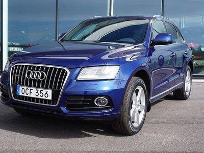 begagnad Audi Q5 3.0 TDI 258HK quattro S-tronic. OBS S