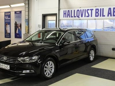 begagnad VW Passat 2.0 TDI 4Motion Euro 6 150hk