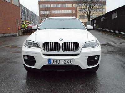 begagnad BMW X6 xDrive40d M Sport 306hk, 1 års garanti