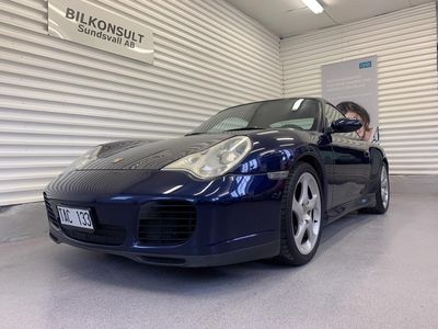 begagnad Porsche 911 Carrera 4S 996 320 hk