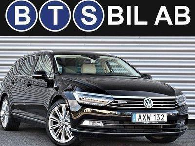 begagnad VW Passat GTS 4Motion Executive 240hk
