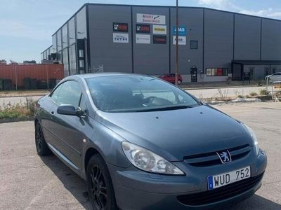 begagnad Peugeot 307 CC