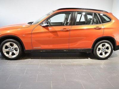 begagnad BMW X1 xDrive 25d Sportline Automat
