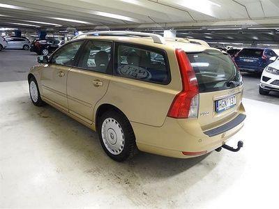 begagnad Volvo V50 1.6D Summum Takl Nav (109hk)