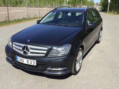 used Mercedes C220 C-KLASSCDI Kombi BlueEfficiency S204 (170hk)