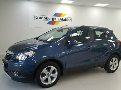 begagnad Opel Mokka 1.6 CDTI Euro 6 136hk
