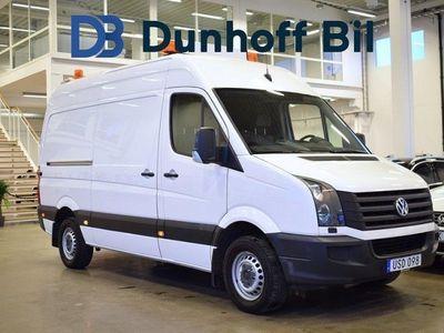 gebraucht VW Crafter TDI 2014, Transportbil 169 900 kr
