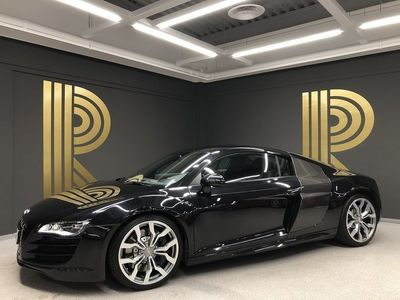 used Audi R8 Coupé 5.2 V10 quattro (525hk) Carbon / B&O