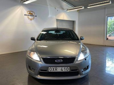 begagnad Ford Mondeo 2.2 TDCi S-Edition 175hk FIN
