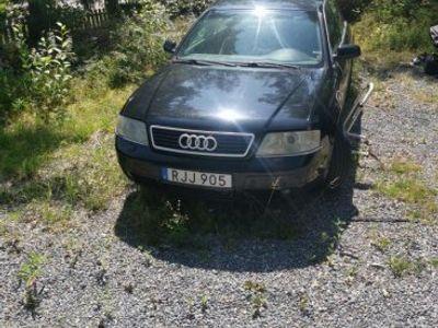 used Audi A6 -00