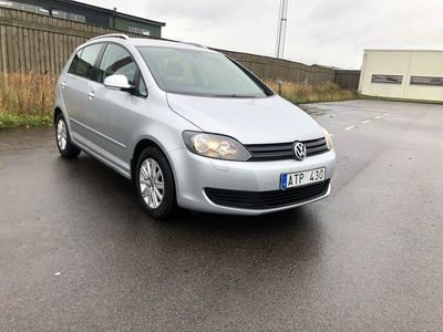 begagnad VW Golf Plus 1.6 TDI BlueMotion Style 105hk