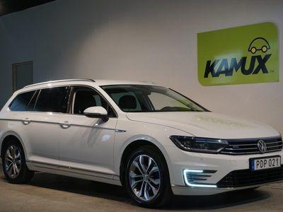 begagnad VW Passat GTE Executive Drag SoV-hjul 218hk