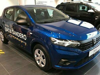 begagnad Dacia Sandero Essential TCe90 5-dörrars 2021, Personbil Pris 127 100 kr