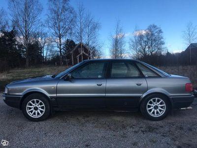 begagnad Audi 80 quattro LÅGMIL 2,8 -93