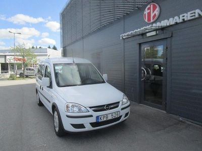 begagnad Opel Combo Tour 1.6 CNG (94hk)