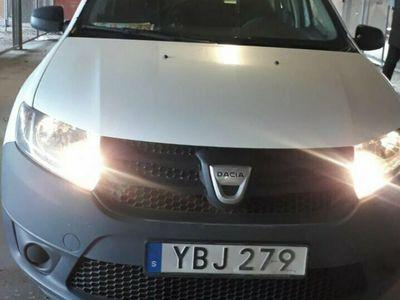 begagnad Dacia Sandero