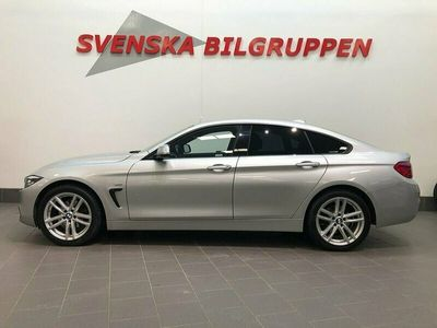 begagnad BMW 420 Gran Coupé d xDrive Aut Sport line 190hk