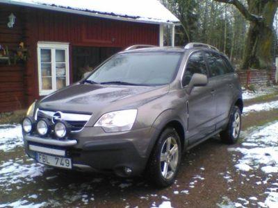 begagnad Opel Antara 2,4 enjoy 4x4