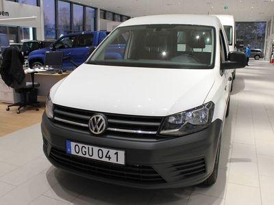 gebraucht VW Caddy SKÅP EU6 TSI DSG 2017, Transportbil 219 000 kr