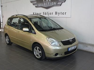 begagnad Toyota Corolla Verso 1.6 VVT-i (110hk)LÅGMIL-NY-BES