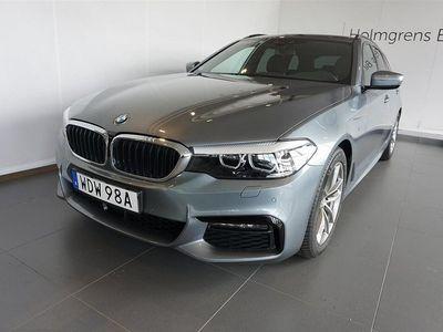 begagnad BMW 520 d xDrive Touring M Sport Värmare Drag