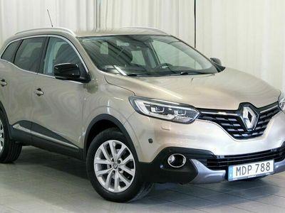 begagnad Renault Kadjar 1.5 dCi EDC 110hk Drag BOSE Edition NAV Vhjul